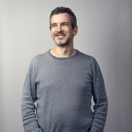 Portrait photo of Bob, software architect at PENCIL42