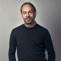Portrait photo of Ralf, CEO and software architect at PENCIL42