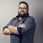 Portrait photo of Tom, digital analyst at PENCIL42